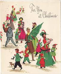 729 best christmas vintage cards images on pinterest vintage
