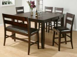 black wood dining bench 3 super big farmhouse dining table and