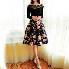 knee length skirt womens knee length skirts dress ala