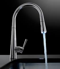franke kitchen faucets pull out faucet with led illuminated nozzle franke rolux