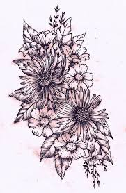 free flower tattoos free clip free clip on