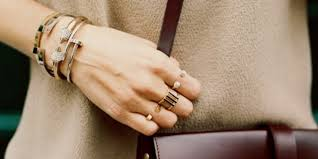 multi ring bracelet images How to wear stackable rings without looking like mr t huffpost jpg