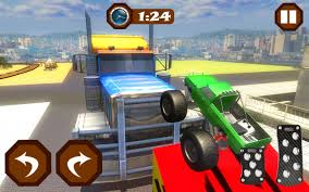 rc monster trucks videos rc toy monster truck stunts android apps on google play