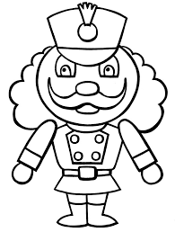 nut coloring page free printable nutcracker coloring pages for kids