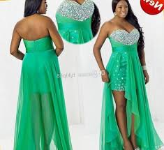 plus size high low prom dresses cheap discount evening dresses