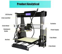 anet a8 desktop 3d printer eu plug 155 99 online shopping