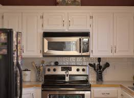 Spray Painting Kitchen Cabinets White Spray Paint Kitchen Cabinets Simple And Creative Tips Of How To