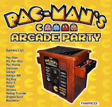pac man u0027s arcade party home version cocktail table