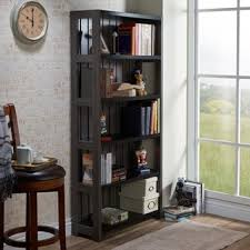 Distressed Black Bookcase Distressed Bookshelves U0026 Bookcases Shop The Best Deals For Nov
