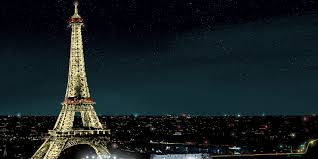 Iowa is it safe to travel to paris images Eiffel at night jpg jpg