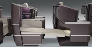aircraft cabin seat for business class with adjustable aircraft cabin seat for business class with adjustable headrest flat bed vantagexl thompson