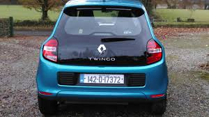 renault ireland renault twingo review changing lanes