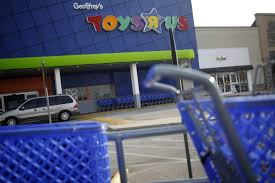 toys business bankruptcy means