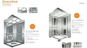 apxo elevator theo small machine room passenger elevator