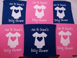 baby shower koozies baby shower koozies photo ba shower favor ideas 165 570