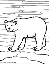 11 images of arctic landscape coloring page mountain coloring