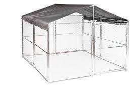 dog kennel flooring amazoncom dridek dog u0026 cat kennel cage