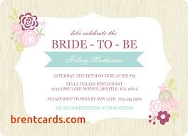 registry for bridal shower wedding registry card wording bridal shower invitations etiquette