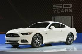 mustang 50 year limited edition 2015 ford mustang 50 year limited edition york 2014 2015