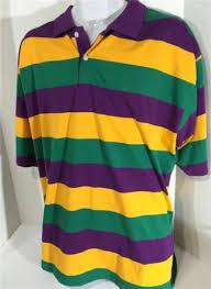 mardi gras polo shirt mardi gras polo shirt sleeve xxxl kaplin rug purple green