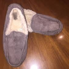 mens ugg slippers sale size 11 gray ugg loafers size 11 mercari buy sell things you