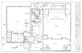 drawing floor plan home design