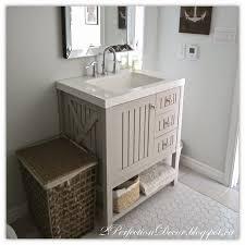 Martha Stewart Bathroom Furniture by 2perfection Decor Basement Coastal Bathroom Reveal