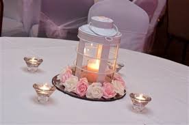 bird cages shabby chic centre pieces fairtytale theme wedding