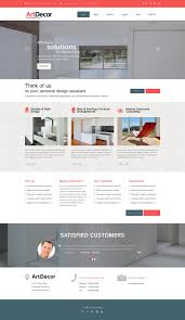 home decor responsive wordpress theme visit website project82