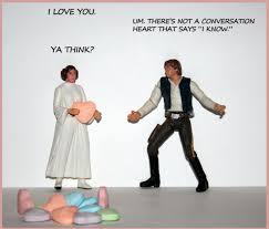 Star Wars Valentine Meme - geek with curves star wars valentines