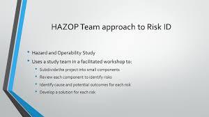 risk identification chapter ppt video online download