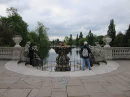 the italian gardens kensington gardens bowl of chalk london