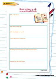 science report template ks2 book reports and book reviews in primary school information for