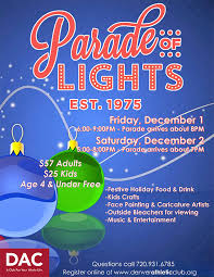 denver parade of lights 2017 parade of lights dinner party 12 2 2017 denver athletic club 2015
