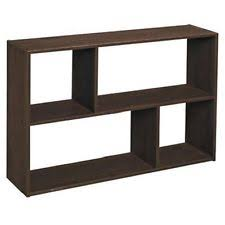 cube storage with 4 shelves bookcases ebay