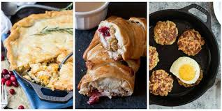 thanksgiving leftover recipe ideas what to do with thanksgiving