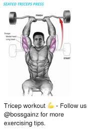 Exercising Memes - 25 best memes about tricep workout tricep workout memes