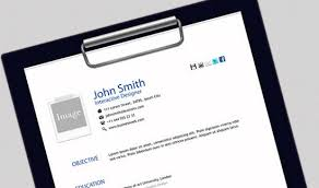 Resume Template Creator by 25 Free Html Resume Templates For Your Successful Online Job