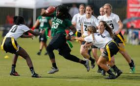 Flag Football Chicago Chicago Nfl Flag Football Moment Archive Of Sports
