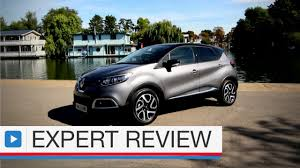 captur renault black renault captur suv expert car review youtube