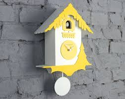 Modern Coo Coo Clock Diamantini Domeniconi Clock U2013 Philogic Co