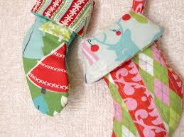 mini christmas stockings tutorial blossom heart quilts