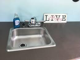 Pop Up Camper Sink Faucet Homemade Camper Build