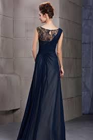 2013 bateau lace long dark blue prom dress 3 5912973931900237 jpg
