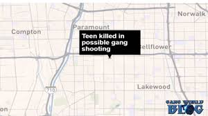 Compton Gang Map Long Beach Teen Killed In Possible Gang Related Shooting Youtube