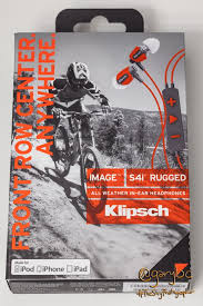 Klipsch Image S4i Rugged The Klipsch Image S4i Rugged Review The Shy Photographer