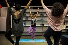 yoga thanksgiving point boston u0027s yoga for people of color raises questions about