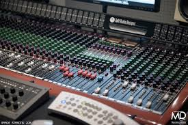 Recording Studio Mixing Desk by Control Room A U2013 Md Recording Studios