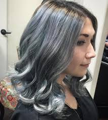 silver hair 20 shades of the grey hair trend
