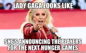 Lady Gaga Memes - lady gaga